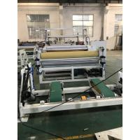 Cheap JRT / Toilet Paper Rewinding Machine With 250m / Min High Speed 380V wholesale