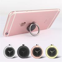 Buy cheap Universal 360 Degree Rotating Cellphone Watch Finger Grip Ring Holder with Magnetic Catch Piece Inside for Cellphone from wholesalers