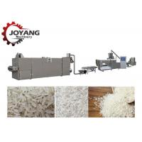China Automatic Artificial Rice Making Machine Siemens ABB Motor User Friendly on sale
