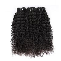 "Cheap Natural Color Peruvian Body Wave Hair Bundles Curly Dancing And Soft 10"" To 30"" Stock wholesale"