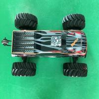 Buy cheap 4WD Wheel Brushless Onroad RC Cars High CG With 310mm Wheelspan , 2500KV 3670 Motor from wholesalers