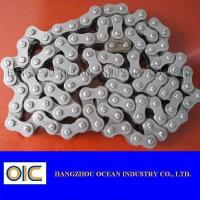 Buy cheap Four-Side Rivet Motorcycle Roller Chain 420 428 428H 520 530 630 from wholesalers