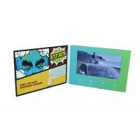 2020 VIF Chinese Supplier Sample Free 7 inch IPS Video Brochure Factory