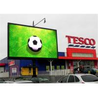 Cheap DIP Full Color LED Display Screen for Commercial Advertising / Vedio / Picture wholesale