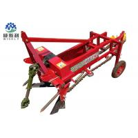 Buy cheap 3 Point Agricultural Harvesting Machines For Groundnut 80 Cm Harvest Width from wholesalers
