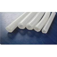 Cheap Beer Machine Braid Reinforced Silicone Hose , High Pressure Silicone Tubing wholesale