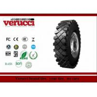 China 12.00-24 Solid wide Bias Truck Tires off road LT600 pattern 86kg GCC / CCC on sale