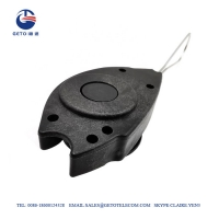 Buy cheap Standard FTTH Accessories ABS Fiber Drop Wire Clamp from wholesalers
