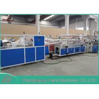 Cheap Energy Saving Plastic Profile Production Line With Infrared Tracking Device wholesale