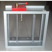 Cheap galvenized fire and smoke control damper wholesale