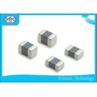 Cheap 0402 - 1812 Ferrite Chip Inductor 330uH , Gray No Lead Multilayer Chip Inductor wholesale