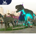 Cheap Outdoor theme park high quality animatronic dinosaur for sale wholesale