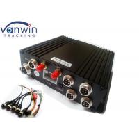 256G SD CARD SUPPORTED 3G 4G GPS WiFi AHD 720P 4 CH MDVR