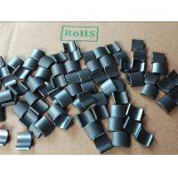 Cheap Y30 Y33 Y35 Grade Ferrite Arc Magnet , Ceramic Motor Arc Segment Magnets wholesale