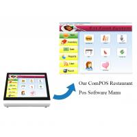Buy cheap Point Of Sale Terminal 12 Inch Capacitive Touch Screen Desktop For Commercial from wholesalers