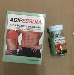 Cheap No Rebound Burn Fat Adipessum Herbal Diet Pills Gray Orange Weight Loss Product wholesale