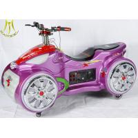 China Hansel  outdoor  electric ride cars kids ride on electric cars toy for amusement park on sale
