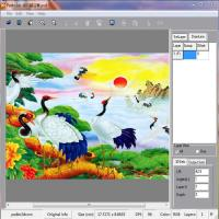 Cheap PLASTIC LENTICULAR 3D lenticular designing software lenticular Photo Software wholesale