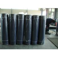 Cheap Black Industrial Rubber Sheet 80+-5 Shore A Hardness 6-12Mpa Tensile Strength wholesale