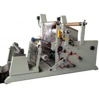Cheap 650mm slitter rewinder for polyester film / paper / foam from master roll wholesale