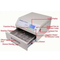 Cheap T962A Benchtop Reflow Oven 300*320mm 1500w IC Heater Infrared BGA Rework Station For SMD SMT wholesale