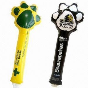 Cheap Paw-shaped Bang-bang Cheering Sticks wholesale