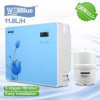 China WellBlue Food Grade Reverse Osmosis Water Purifier Long Life Service For Residential on sale