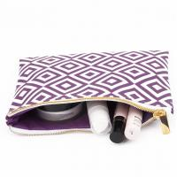 Cheap Custom Printed Promotional Cosmetic Bags Makeup Bags Toiletry Bags wholesale