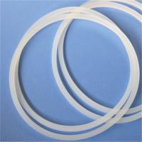 Cheap Durable Silicone Moulding Rubber Parts Silicon O Ring Aging Resistant wholesale