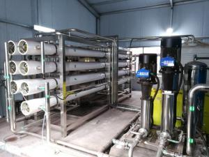 China 98% Desalination 2T/H SUS316L RO Water Treatment Plant on sale