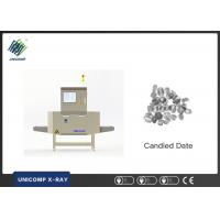 Buy cheap Food Fruit Safety Automatic X-Ray Inspection Systems For Needle Detection from wholesalers