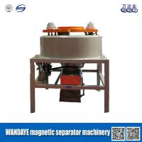 Cheap Energy - Saving Dry Magnetic Separator Non - Metallic Mineral Iron Remover wholesale