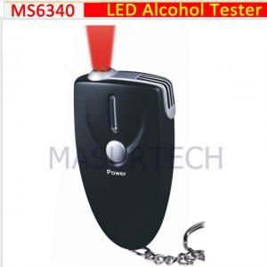Cheap Digital Alcohol Breath Tester Breathalyzer MS6340 wholesale