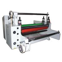 Cheap adhesive tape/ protective film paper hot roll laminating machine wholesale