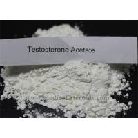 Cheap Hormone Testosterone Anabolic Steroid Test Acetate For Muscle Building , Cas 1045-69-8 wholesale