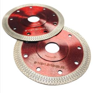 Cheap 115mm Diamond Sintered Tile Saw Blade For Cutting Ceramic wholesale