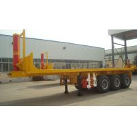 40 ft or 20 ft 3 axles container dump semi trailer truck - CIMC VEHICLE