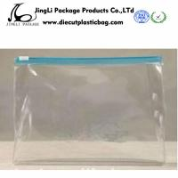 Buy cheap clear PVC file bag from wholesalers