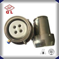 Cheap Stainless Steel Sanitary Pressure Relief Valve In Food Beverage Tank Vent wholesale