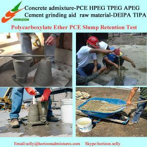 China Retarding Type Slump Retaining And Pumping Concrete Admixture / Plasticiser on sale