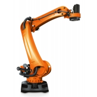 China KR 120 R3200 PA 5 Axis Payload 120kg Reach 3195mm Palletizing Robot on sale