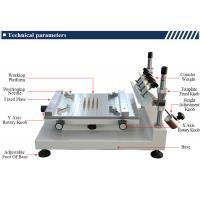 Cheap High accuracy silk printing machine 3040 (300*400mm) DIY SMT prototyping line wholesale