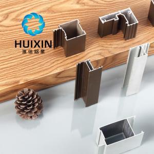 Cheap aluminium extrusion profile manufacture gold anodized aluminum profile for building wholesale