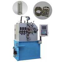 Cheap CNC Spring Coiler Low Noise , Compression Spring Making Equipment 150 pcs/Min for sale
