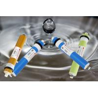 Cheap High Purity Reverse Osmosis Membrane Systems Aquarium Water Filter 4th Stage wholesale