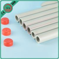 Cheap Grey Color Plastic PPR Pipe Good Chemical Resistance For Commercial Buildings wholesale