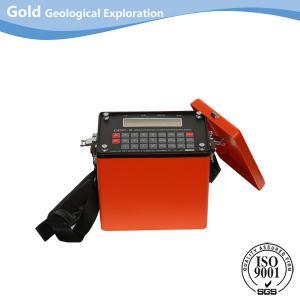 Electronic resistivity meter metal prospecting instrument