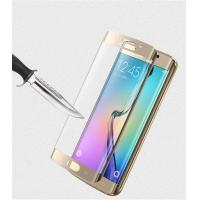 Cheap 3D 9H Hardness Smartphone Glass Screen Protector Fingerprint Resistant Samsung Galaxy S7 wholesale