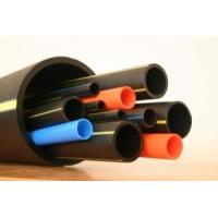 China 2-layer 3-layer polyethylene palstic composite  pipes extrusion production line on sale