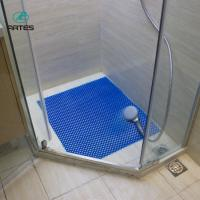 Cheap Ease The Blood Circulation Bathroom Floor Mat Set , Universal Bath Floor Mat wholesale